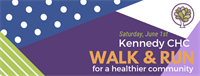 Edward M. Kennedy Community Health Center 5K Walk and Run for a Healthier Community
