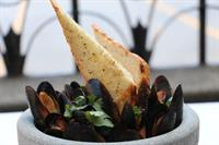Mussels @ Bull Mansion