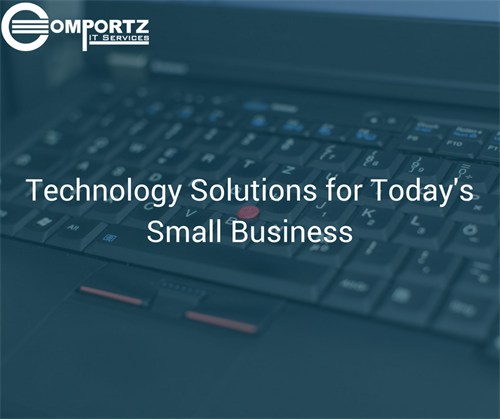 Solutions for today's small business