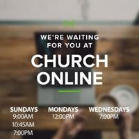 Church Online! Come worship with us and invite your friends and family! http://online.nextlevel.church/