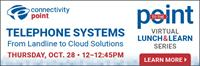 Virtual Lunch & Learn - Telephone Systems: From Landlines to Cloud Solutions