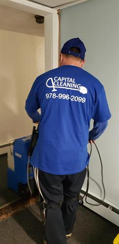 Office cleaning Worcester capital cleaning