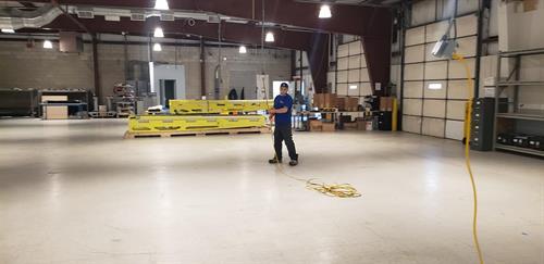 Floor Cleaning Worcester