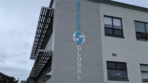 Solvus Global Headquarters on 104 Prescott Street