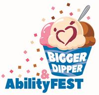 Bigger Dipper featuring AbilityFEST: Inclusive Walk & All You Can Eat Ice Cream Festival