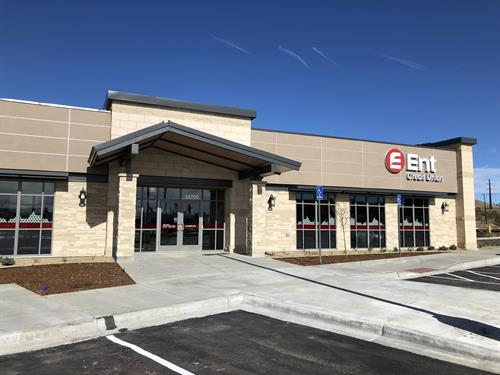 Ent Credit Union's Cottonwood Service Center