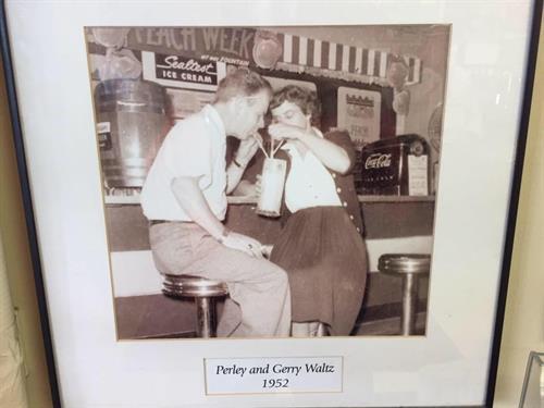 Perley & Gerry Waltz 1952