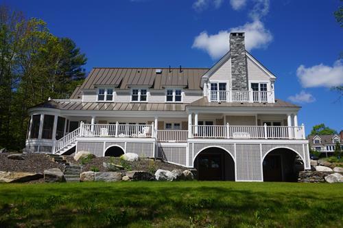 Bristol, Maine Residence