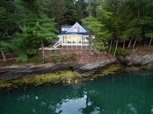 Edgecomb, Maine Cottage