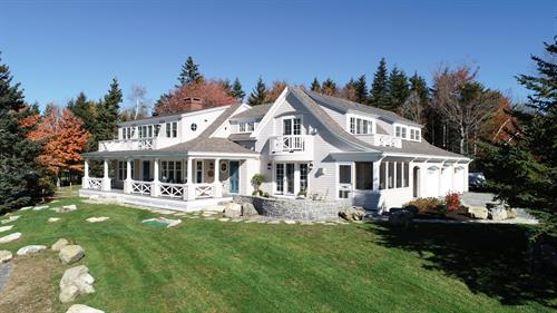 New Harbor, Maine Residence