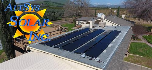 Woodlake Home Solar System