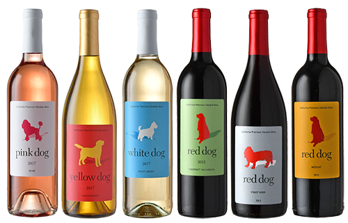 Good Dog Wine Collection