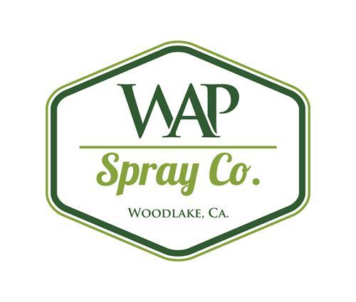 WAP Spray Co Logo