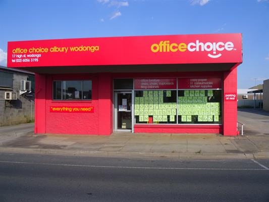 Office Choice Albury Wodonga