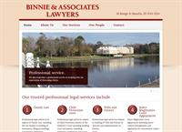 Binnie & Associates Lawyers