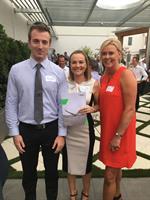 Albury Office staff - Angus McDiarmid, Allison Bruce & Sue Pain