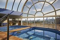 Atrium spa, sauna and cardio gym