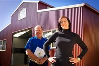 Come in and have a chat about your dream shed - and meet the team at ShedBoss Albury