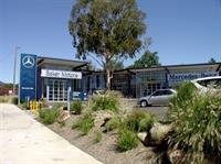 Baker Motors Group, Mercedes Showroom, Albury