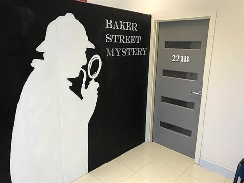 Baker Street Mystery