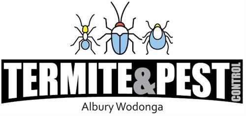 Termite & Pest Control Albury Wodonga Logo