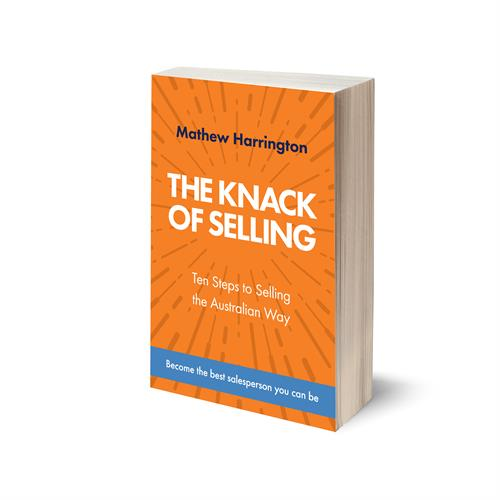 Knack of Selling book