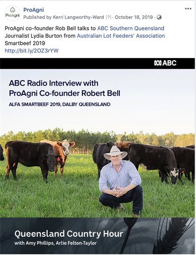 Robert Bell ABC Radio