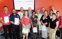Meet our 2013 grant recipients