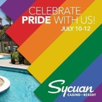 Celebrate Pride at Sycuan Casino Resort