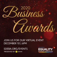SDEBA 2020 Business Awards