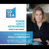 Power Lunch Networking - Halli Lorenzato
