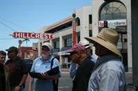 Hillcrest walking tour of LGBTQ history.