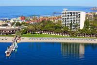 Aerial View of the Catamaran Resort Hotel and Spa