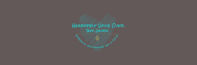 Jeff Gelder Voice Over