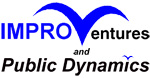 IMPROVentures and Public Dynamics logo