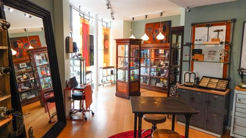 BOUTIQUE RETAIL SPACE