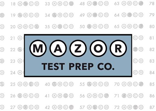Website Design - Mazor Test Prep Co. in Seattle