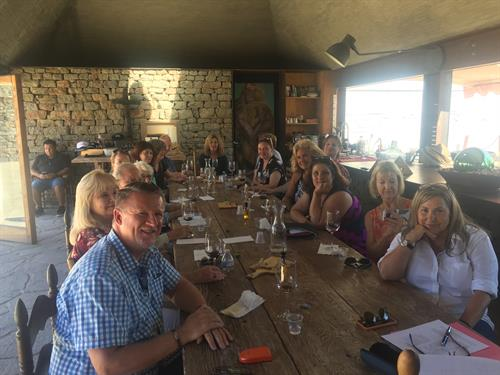 Group Wine Education in Valle De Guadalupe