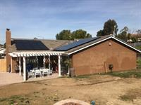 6.72 kW system installed in Bonita on concrete tile roof