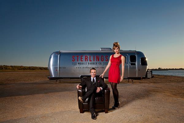 Sterlings Mobile Salon & Barber Co.