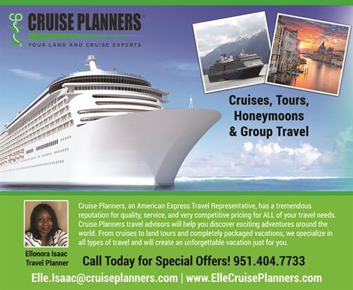 Elle Cruiseplanners