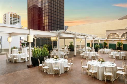 Garden Terrace Rooftop / Sun Deck