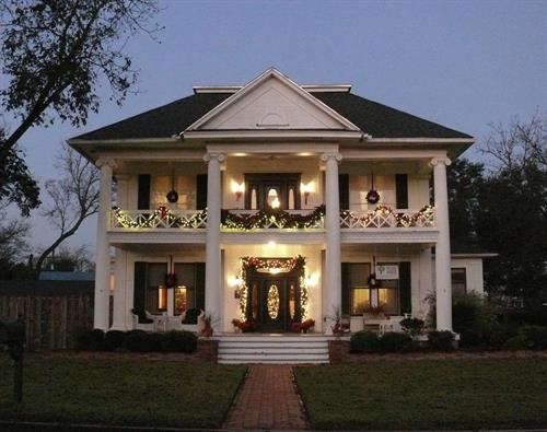 Come, enjoy, spend a heavenly, relaxing weekend at Pecan Manor B & B.