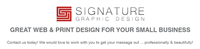 Signature Graphic Design
