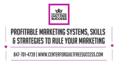 The Center for Guilt-Free Success, LLC