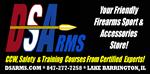DS Arms Pro Shop