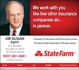 State Farm Insurance Company - Jim Dugan, Agent