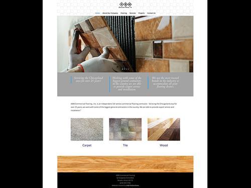 ABM Commercial eCommerce Site