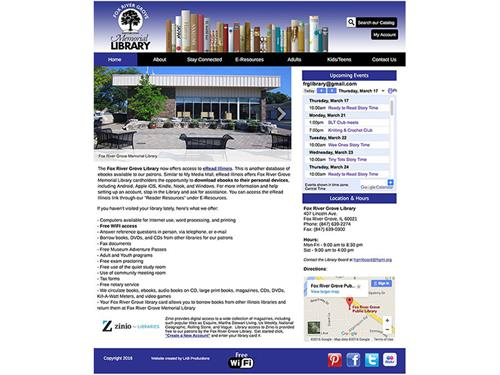 Fox River Grove Library