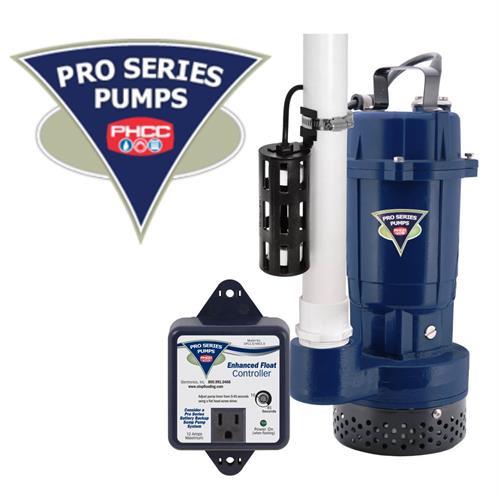 Offering Pro Series Sump Pumps